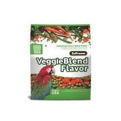 Zupreem veggie blend