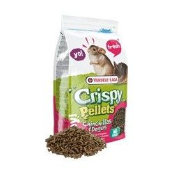 Crispy Pellets chinchillas
