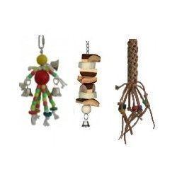 Pack 3 juguetes CC