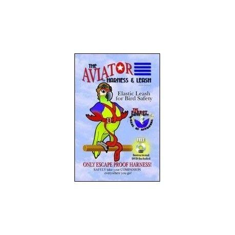Arnes - The Aviator Parrot Harness