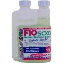 F10 SCXD Desinfectante con Detergente