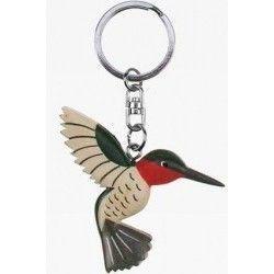 Llaveros colibrí