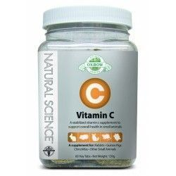 OXBOW NATURAL SCIENCE. Suplemento de vitamina C