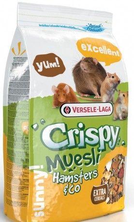 Crispy Muesli Hamsters