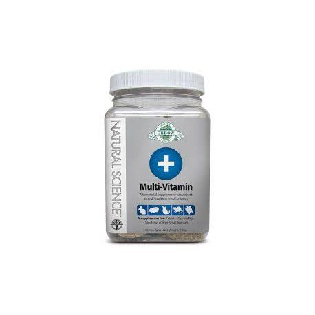 OXBOW NATURAL SCIENCE. Suplemento multi-vitaminas