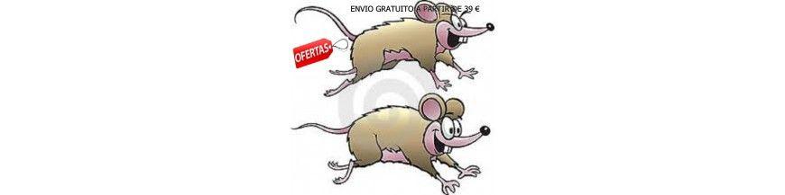 Ofertas roedores